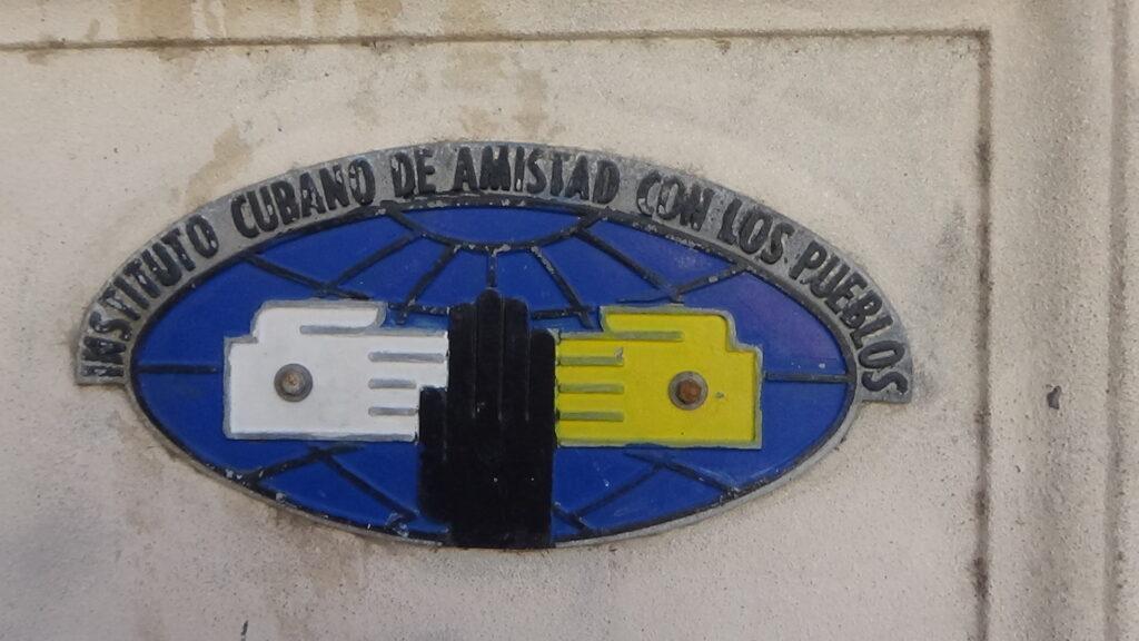 Logo Istituto cubano amicizia