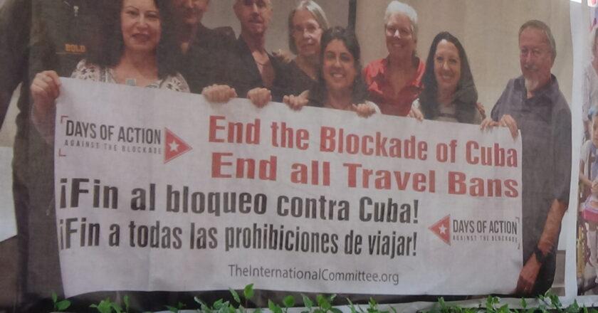 Il ministro degli Esteri cubano presenta il resoconto sull'impatto del bloqueo degli Stati Uniti contro Cuba