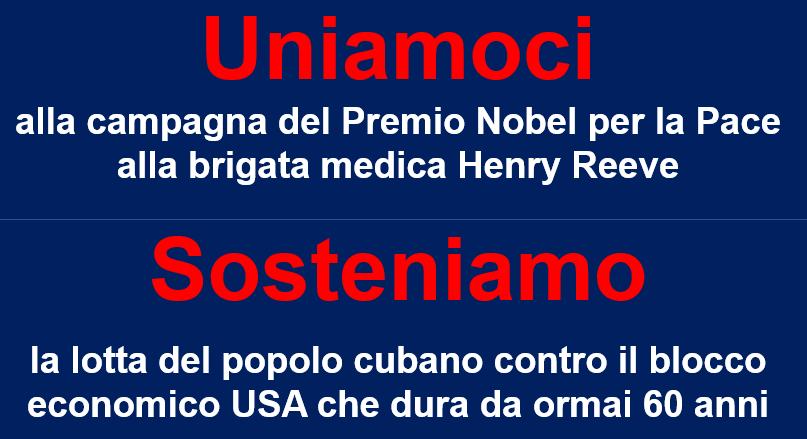 Sosteniamo CUBA
