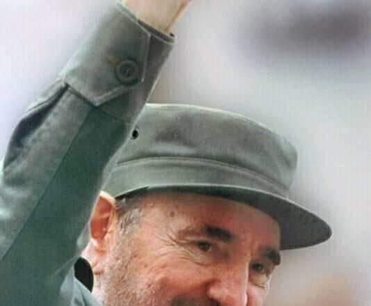 Fidel Castro nel 1992   avverte sul disastro ecologico