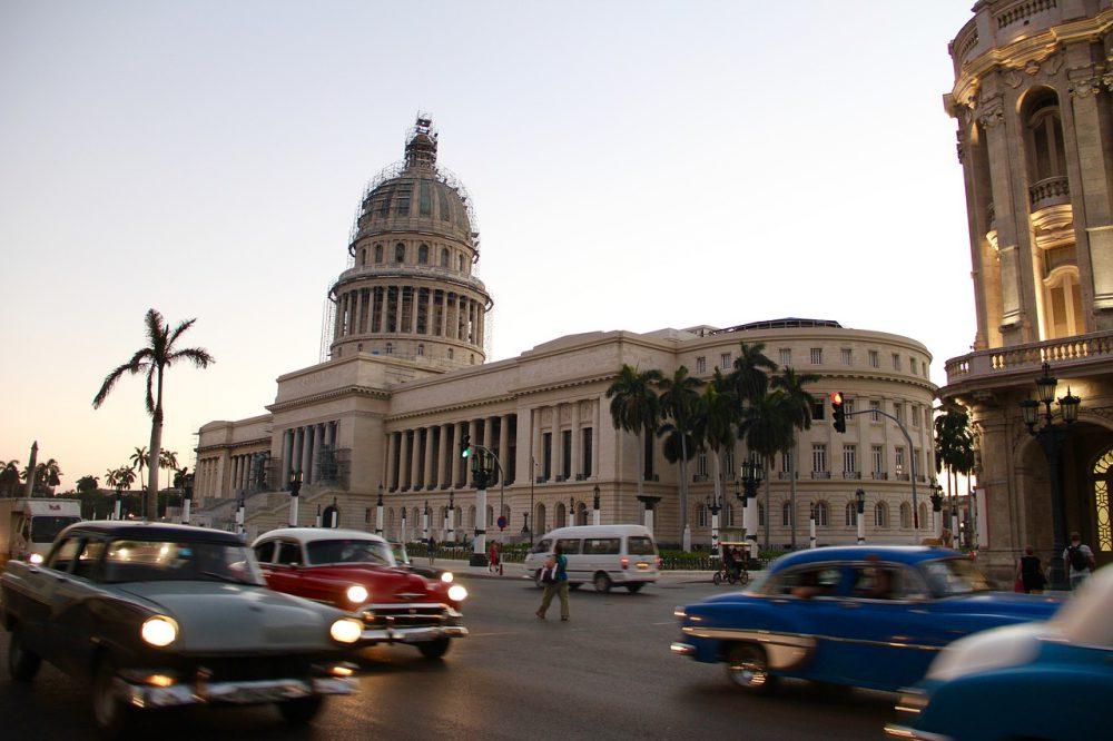 L'Avana il Capitolio