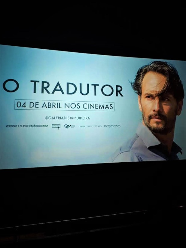 "Locandina film ""Un traductor"""