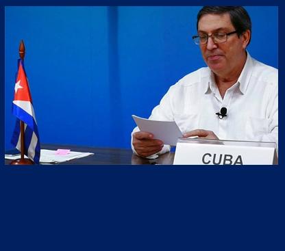 Bruno Rodriguez: Ministro degli Esteri di Cuba