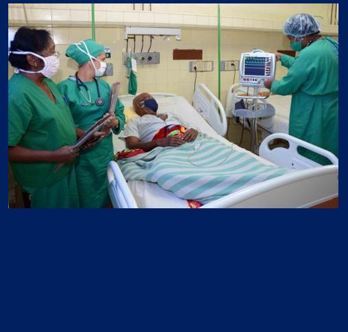 Medici Ospedale di Camaguey