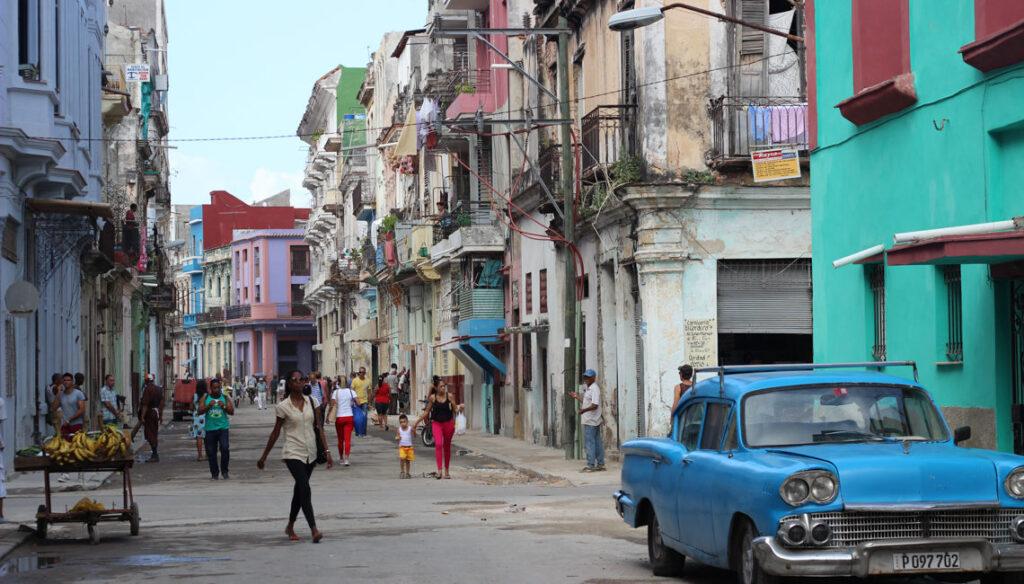La vita all'Avana