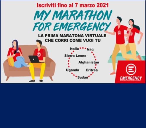 Emergency - Maratona virtuale