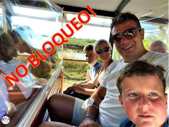 Massimiliano, Ottavia, Gioele e Filippo -
