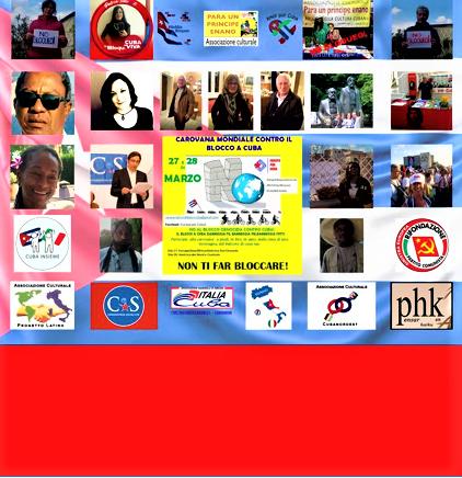 CAROVA PER CUBA 27 e 28 marzo 2021
