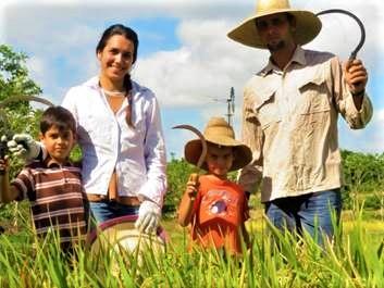 Agricoltori - Cuba