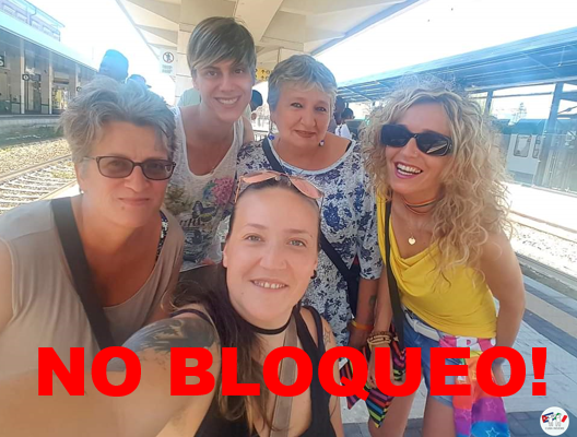 Daria, Emanuela, Alessandra, Mara e Mary Jane - PALESTRO (PV)