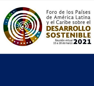 Logo forum ECLAC