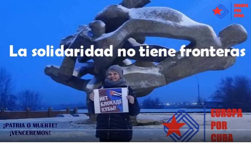 Carovana mondiale per Cuba