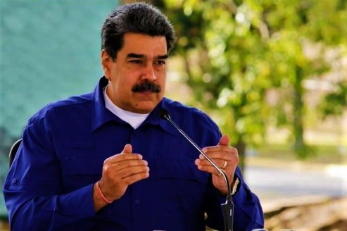 Nicolas Maduro - Presidente del Venezuela
