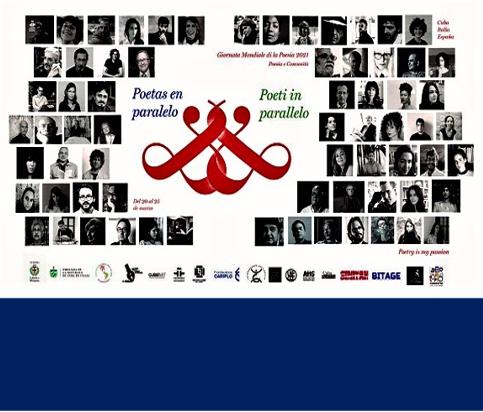 Viaggi in Poesia: Poeti in parallelo tra Cuba, Italia e Spagna