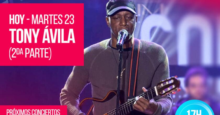 Viaggi nella musica da Cuba: Tony Avila