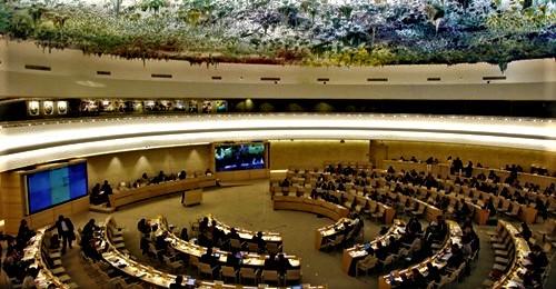 Aula Consiglio per i Diritti Umani