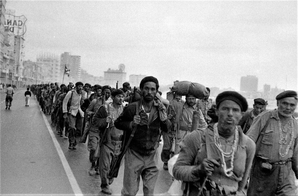 L'esercito popolare cubano