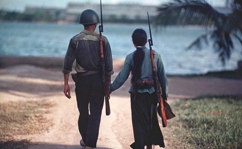 Vietnam fuga degli USA