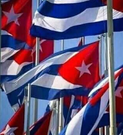 Bandiere di Cuba