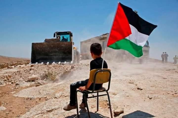 Giovane palestinese