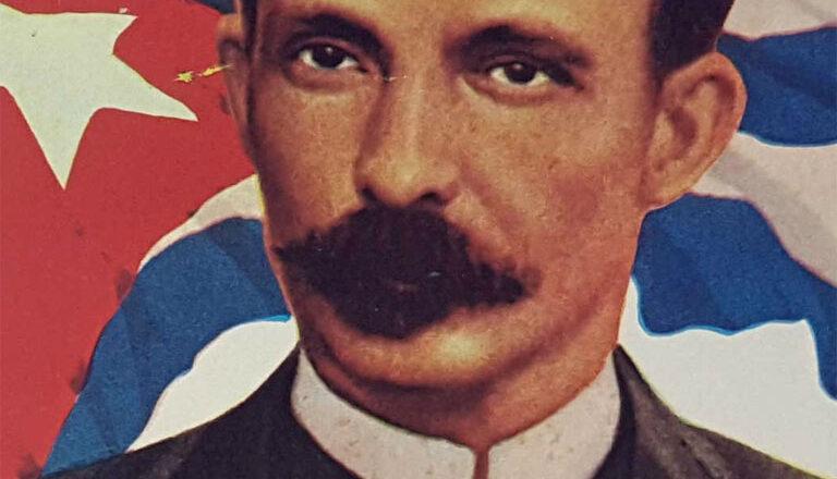 Viaggi nella storia: José Martí (28 gennaio 1853 – 19 maggio 1895) Leader del movimento per l'indipendenza cubana. A Cuba è considerato l'eroe nazionale