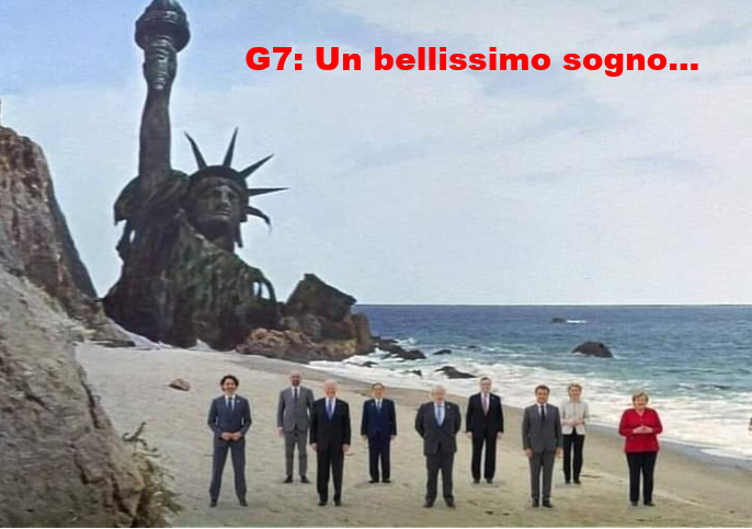 G7 - 2021