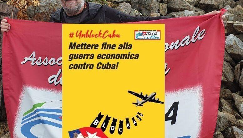Pier Carlo Porporato Circolo Valle Susa Associazione Italia Cuba / Vice Presidente CUALC – Comitato Università di Torino America Latina UNICUBA