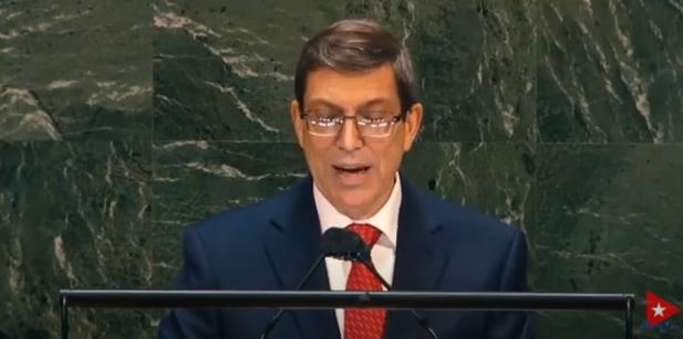 Relazione sulla Risoluzione di Cuba