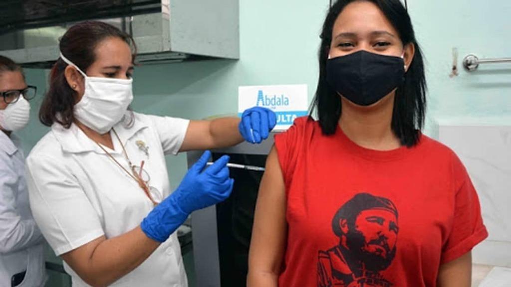 Vaccinazione a Cuba
