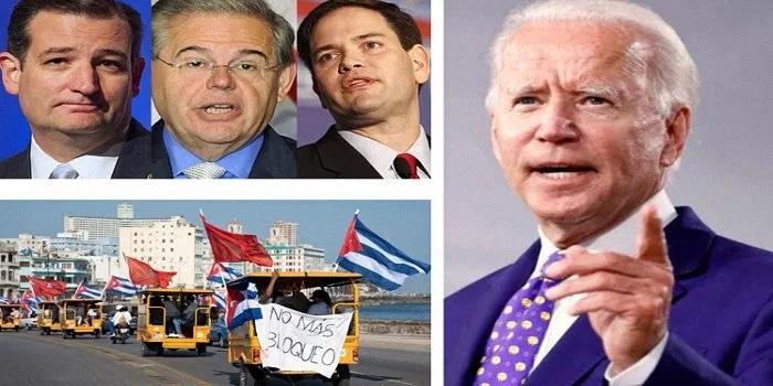Biden e Cuba