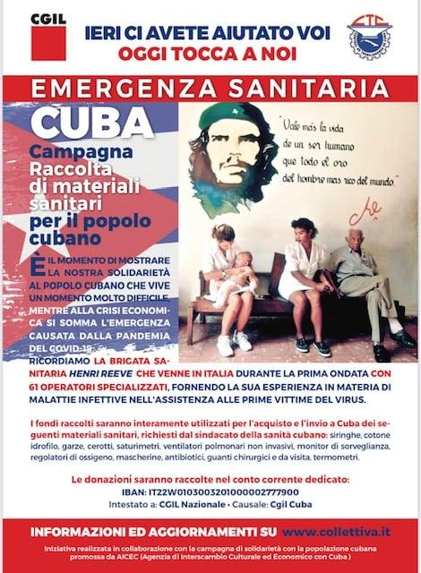 Emergenza sanitaria Cuba
