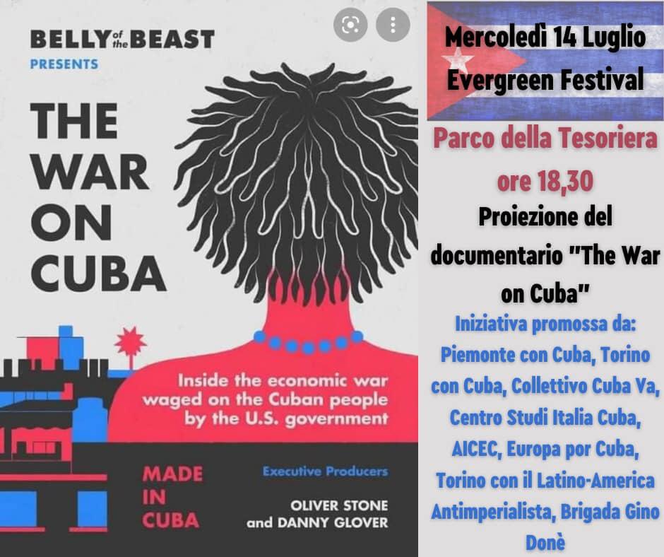 La guerra contro Cuba
