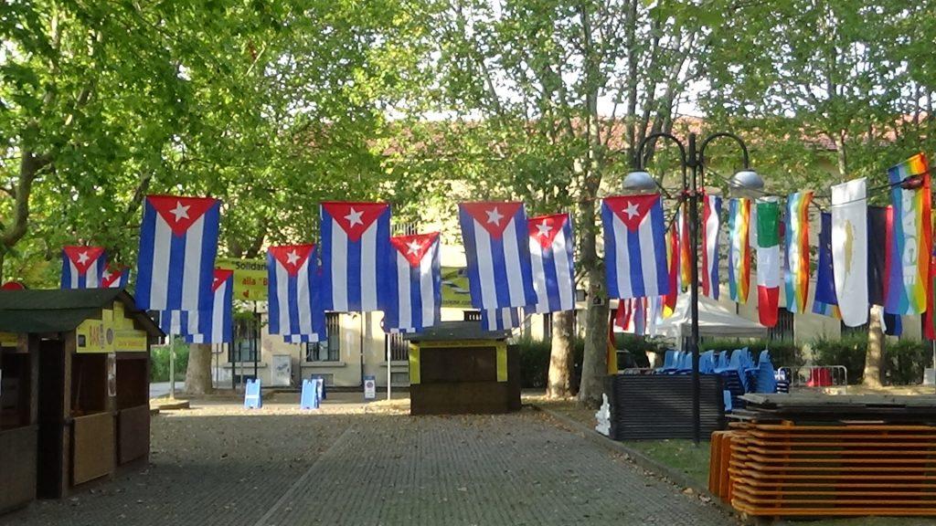 PAESE OSPITE CUBA - Area della Festa a Collegno