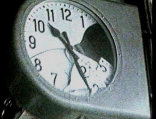 2 agosto '80 Orologio della stazione  FS di Bologna Centrale