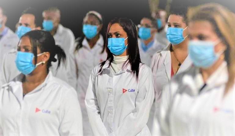 Brigata medica cubana