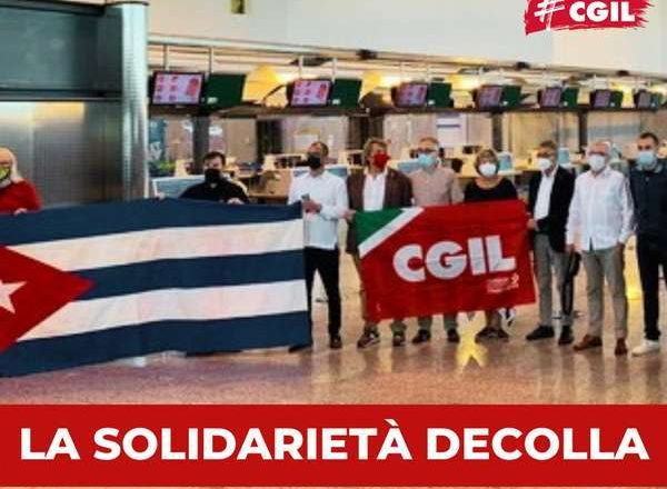 VIAGGIO DI SOLIDARIETÀ PER CUBA: RAGGIUNTO RISULTATO STRAORDINARIO. L'IMPEGNO CONTINUA