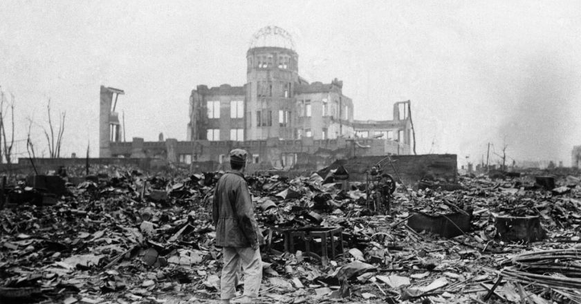 Viaggi nella memoria: 6 Agosto 1945 – Hiroshima e Nagasaki