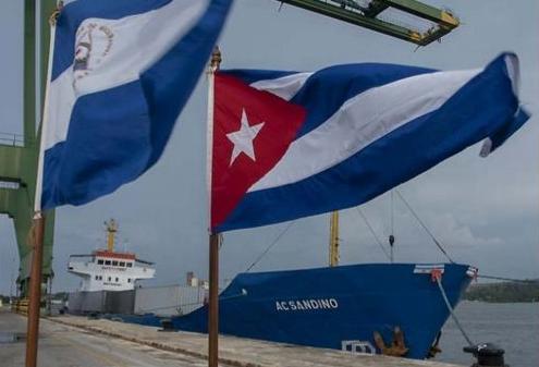 Navi solidali con Cuba