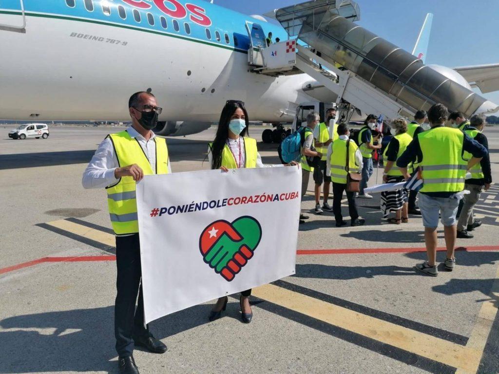 Aeroporto Malpensa - Cuba