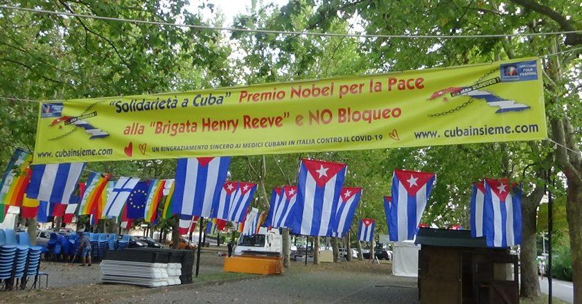 PAESE OSPITE CUBA al Collegno Folk Festival 14° edizione – Festa dei Popoli dal 2 al 12 settembre 2021