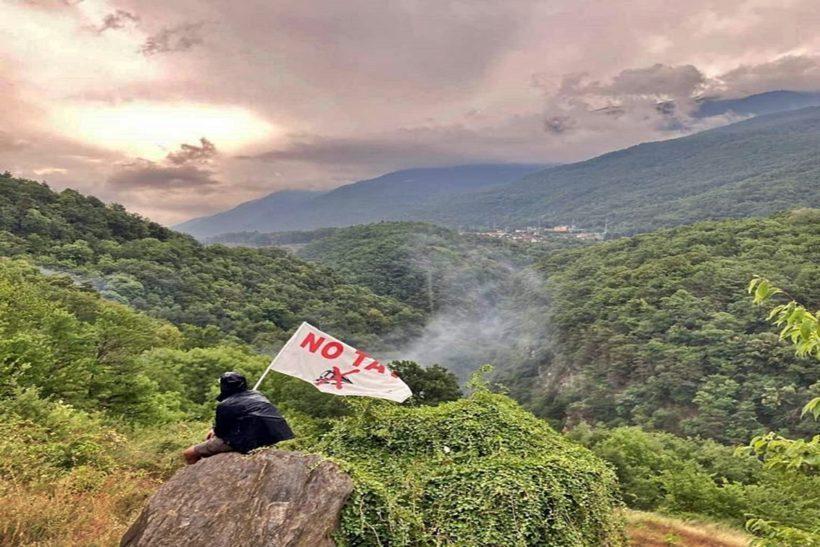 Val di Susa- No Tav