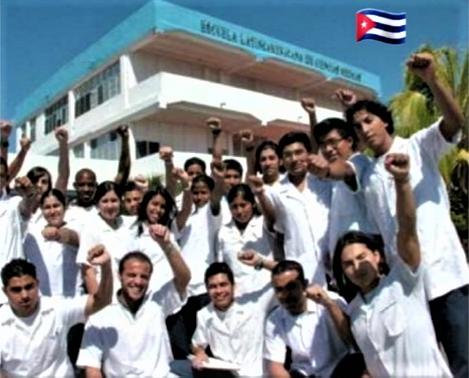 LAUREARSI GRATUITAMENTE A CUBA DA TUTTO IL MONDO, NELLA UNIVERSITA' VOLUTA DA FIDEL CASTRO