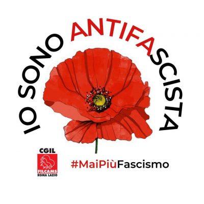SABATO 16 OTTOBRE A ROMA IN PIAZZA SAN GIOVANNI: MAI PIÙ FASCISMO!